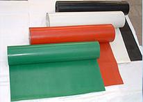彩色耐油橡胶板